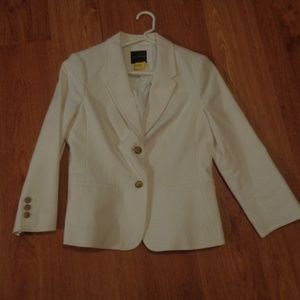 Like New! THE LIMITED Button Front Blazer Sz S